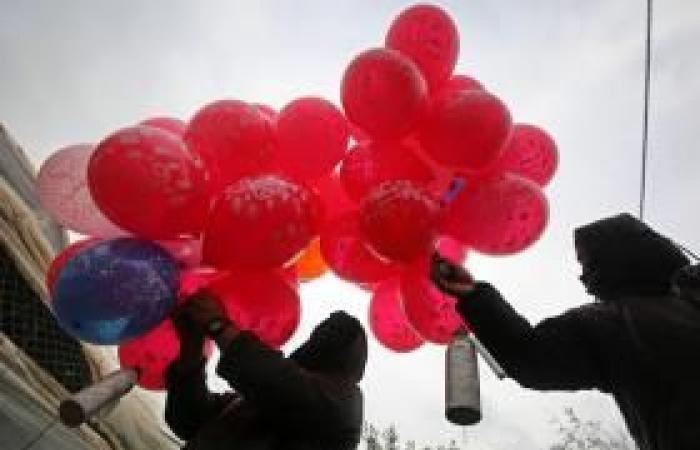 فلسطين   غانتس وكوخافي يبحثان سبل الرد على إطلاق البالونات من غزة