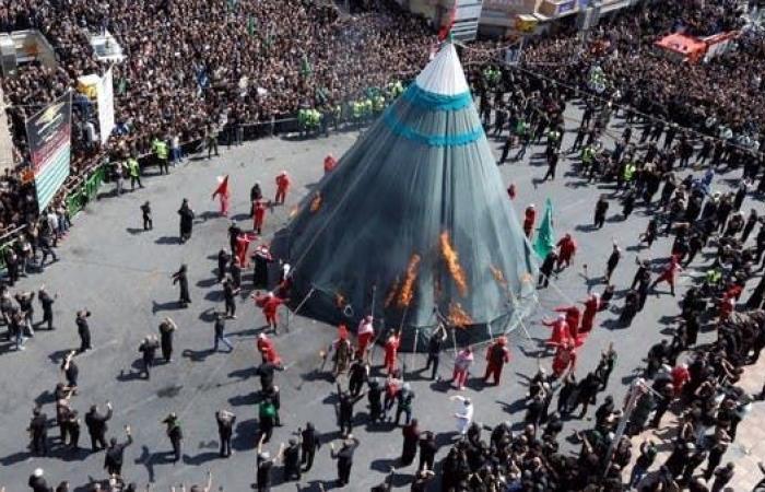 إيران | إيران تواجه موجة وباء ثالثة بسبب الاحتفالات الدينية بمحرم