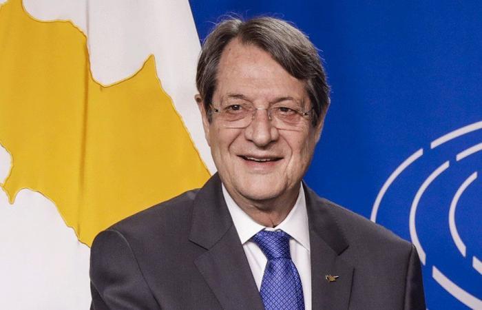 الرئيس القبرصي: مساعدات مالية بقيمة 5 ملايين يورو للبنان