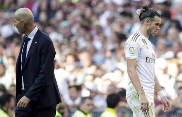 رئيس ريال مدريد السابق ينصح بإعارة بيل