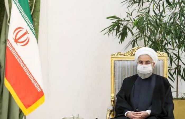 إيران   روحاني: يجب أن نستعد للتعايش مع كورونا لعام كامل