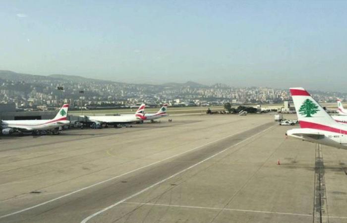 طائرتان كويتيتان وصلتا إلى مطار بيروت