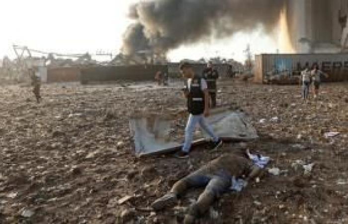 فلسطين   لبنان: شهيدان من أبناء شعبنا في انفجار مرفأ بيروت