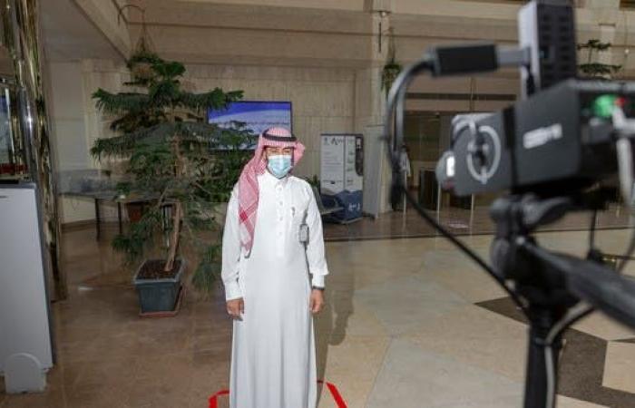 السعودية   وزير الصحة السعودي يؤكد الالتزام بالاحترازات مع عودة الموظفين