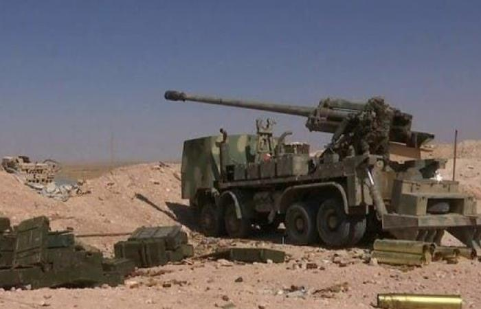 سوريا   القوات التركية تقصف مواقع النظام في ريف إدلب الجنوبي