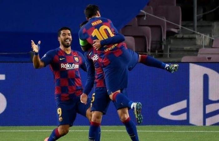 برشلونة يرفع راية التحدي أمام بايرن في دوري الأبطال