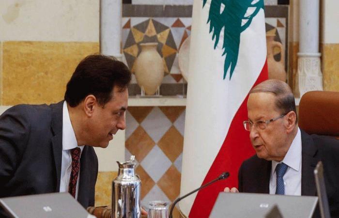 مستندات سرية.. عون ودياب تلقيا تحذيرا قبل وقوع انفجار بيروت بأسبوعين