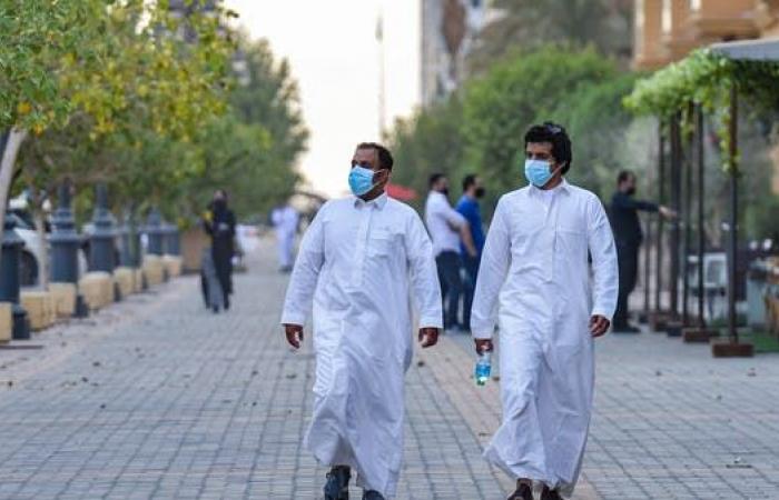 السعودية | 1569 إصابة جديدة بفيروس كورونا في السعودية
