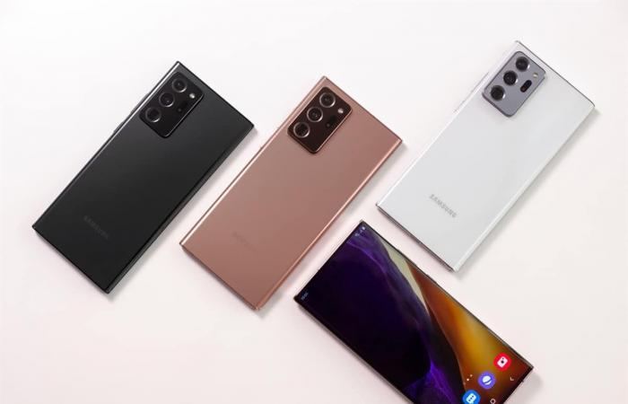 هل Galaxy Note 20 Ultra هو آخر إصدارات سلسلة نوت؟