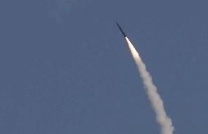 فلسطين | تجربة إسرائيلية - أميركية على صاروخ اعتراضي من نظام حيتس2
