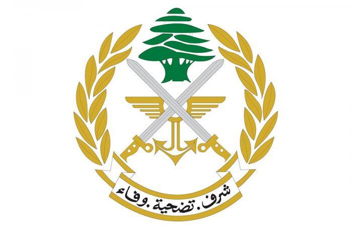 الجيش: المساعدات إلى لبنان مستمرة