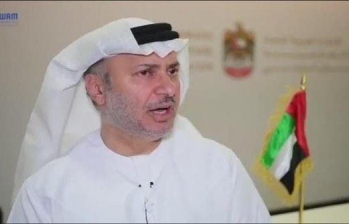 الخليج | قرقاش للعربية: الإمارات تريد تحصين حل الدولتين بعملية السلام