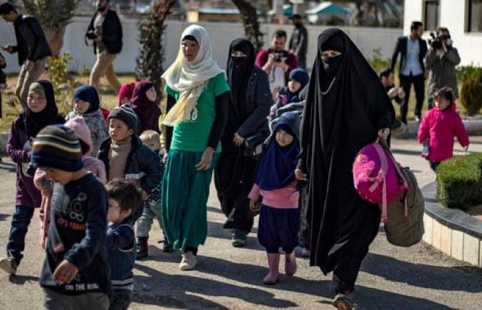 سوريا | بعد إغلاق الحدود.. ارتفاع وفيات الأطفال بمخيم الهول بسوريا