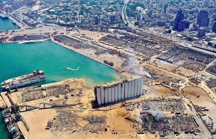 وفاة فرنسي ثانٍ جراء انفجار مرفأ بيروت