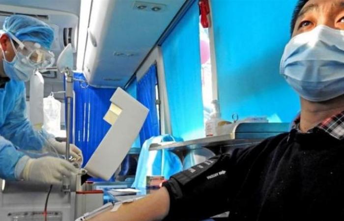 هل تساعد بلازما دم المتعافين على الشفاء من كورونا؟
