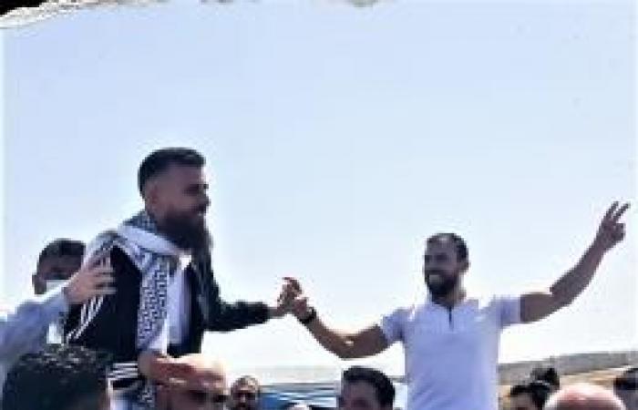 فلسطين   الإفراج عن أسيرين من نابلس والخليل