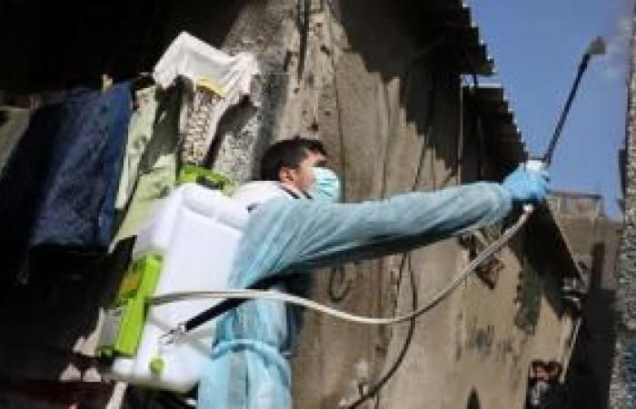 فلسطين   غزة: 3 إصابات بكورونا بين العائدين عبر معبر رفح