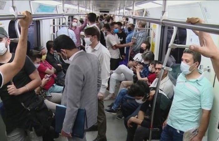 إيران   كورونا.. إيران تعلن رسميا عن تخطي عدد الوفيات 20 ألف حالة