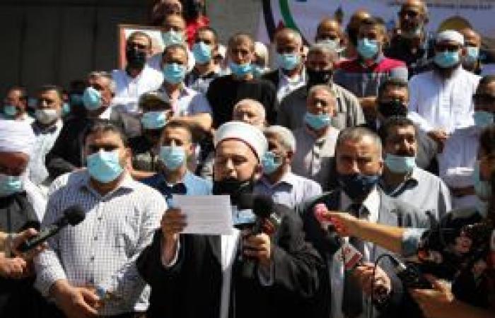 فلسطين | أئمة وخطباء وسدنة مساجد فلسطين يرفضون التطبيع الإماراتي