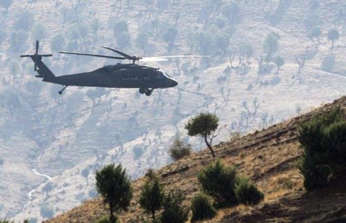 العراق   تركيا تنشر مشاهد لضرباتها في العراق: سنواصل للنهاية