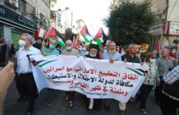 فلسطين   قِداسٌ للأقباط يدين اتفاق التطبيع بين إسرائيل والإمارات