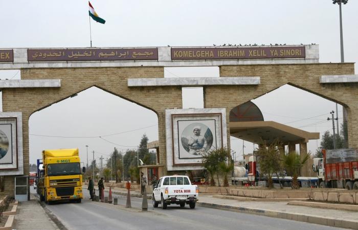 العراق | صرخات احتجاج في دهوك.. رفضاً لدخول شاحنات تركية