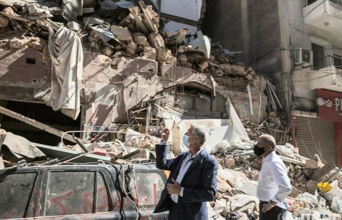 غراندي: دعم فوري لـ100 ألف متضرر من انفجار بيروت