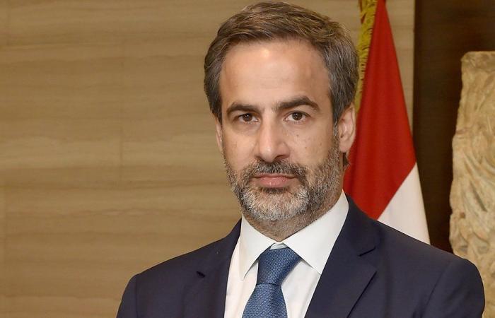 معوض: نحتاج لدعم اصدقاء لبنان لإعمار العاصمة