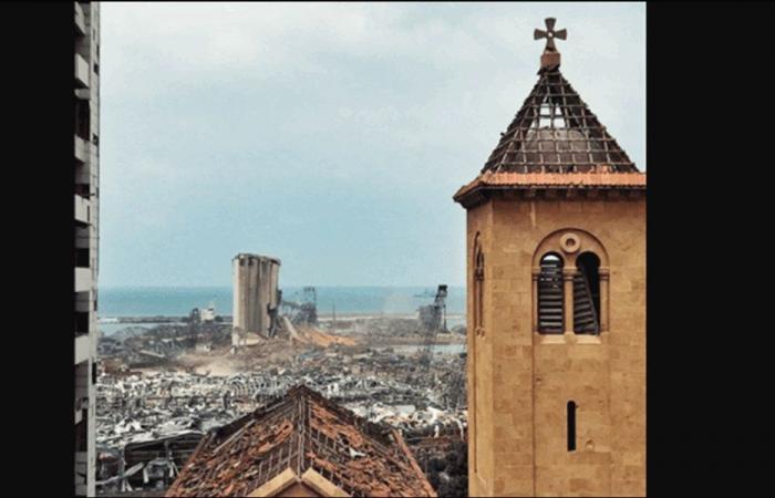 مجلس كنائس الشرق الأوسط تدعو كنائس العالم الى دعم بيروت