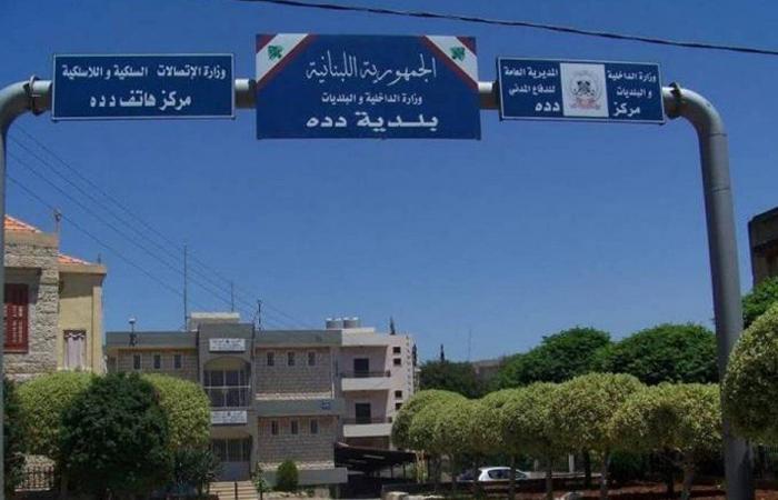 إصابتان بكورونا في بلدة ددة