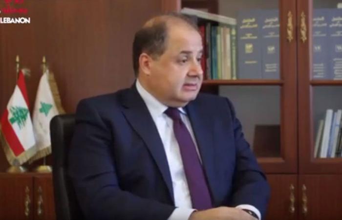 عربيد: سنطالب باعادة النظر بقرار الاقفال