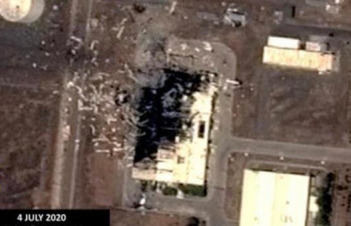 إيران   إيران: انفجار منشأة نطنز النووية كان ناجماً عن عمل تخريبي