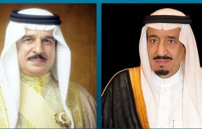 السعودية   الملك حمد يتسلم رسالة من خادم الحرمين تتعلق بالروابط الأخوية التاريخية