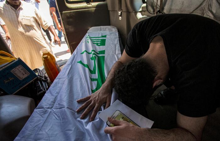 العراق | الكاظمي من منزل طبيبة العراق الراحلة: دمها لن يذهب هدرا