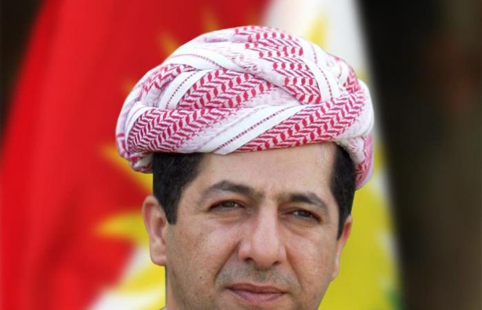 العراق   بارزاني يطالب بالقبض على مرتكبي جرائم حرق المقرات الحكومية