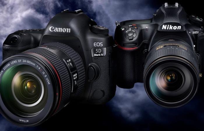 نيكون أم كانون؟ أي كاميرا يجب أن تشتريها؟