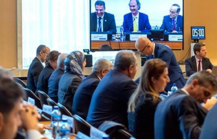 سوريا   بعد توقف لأشهر.. اللجنة الدستورية السورية تجتمع اليوم