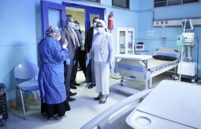 مصر   مصر تسجل 103 إصابات جديدة بكورونا و 19 وفاة