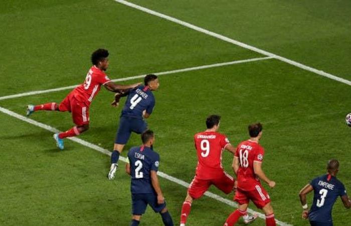 بايرن يهزم باريس ويفوز بدوري أبطال أوروبا للمرة السادسة