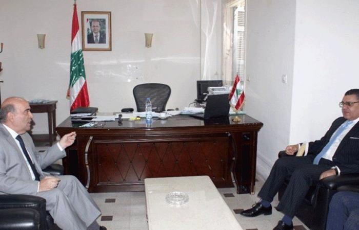 السفير المصري: نتمنى التحرك بالمشاورات لتكليف رئيس الحكومة