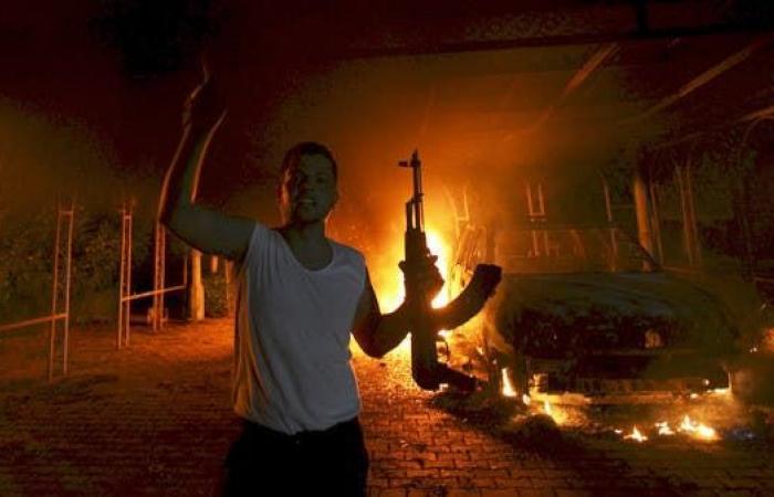 إيران | صحيفة أميركية: إيران مولت الهجوم على سفارة الولايات المتحدة ببنغازي