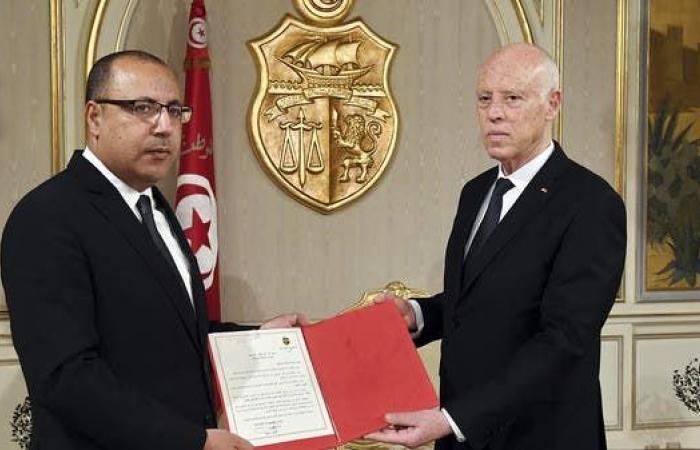 المشيشي يعرض تركيبة الحكومة التونسية الجديدة