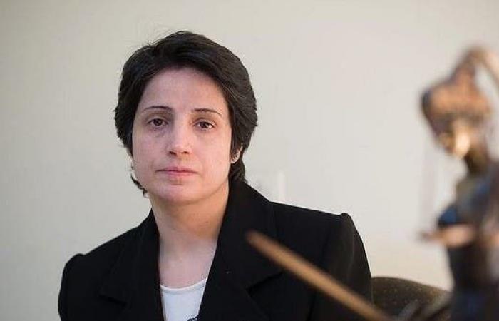 """إيران   """"قمع صارخ"""".. صرخة لنجدة محامية إيرانية شهيرة"""