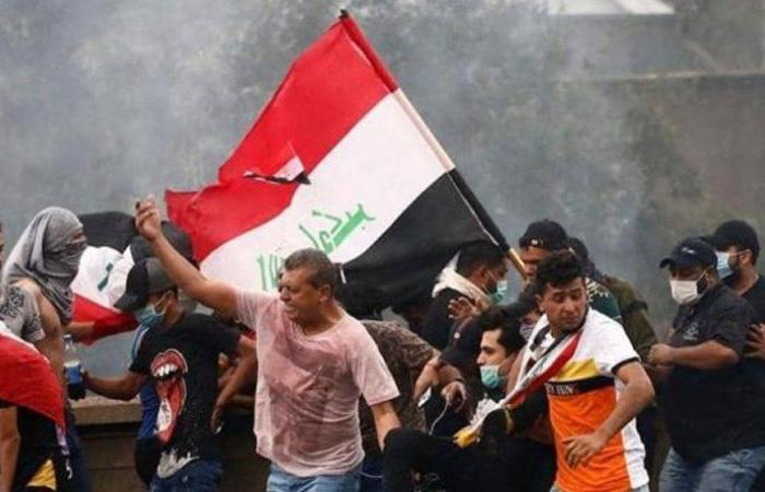سقوط صاروخين قرب مطار بغداد بعد كلمة الكاظمي