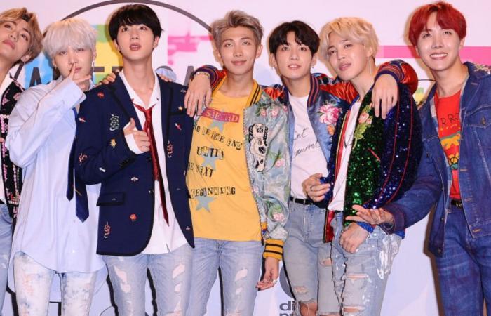 تفوقوا على نجوم أمريكا.. أغنية نجوم فرقة البوب BTS تتصدر قائمة أفضل الأغاني الفردية في الولايات المتحدة