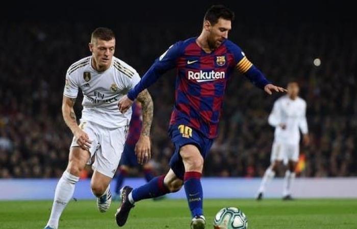 كروس: ريال مدريد سيستفيد من رحيل ميسي