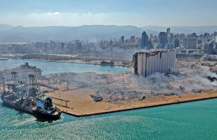 بحصلي: للاسراع بإخراج المواد الغذائية التي تقبع في مرفأ بيروت