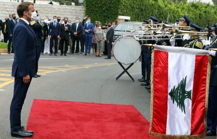 «الإنزال» الفرنسي في لبنان يكرّس «فصل مساراتِ» أزماته بالتناغم مع واشنطن؟