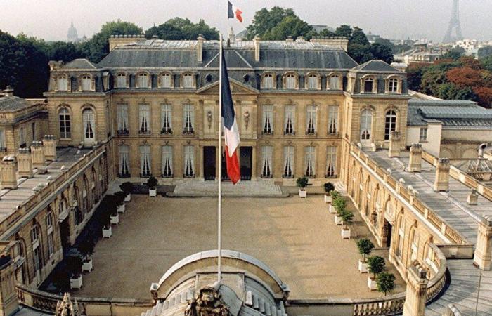 لبنانيو فرنسا في الاليزيه: شكرا ماكرون