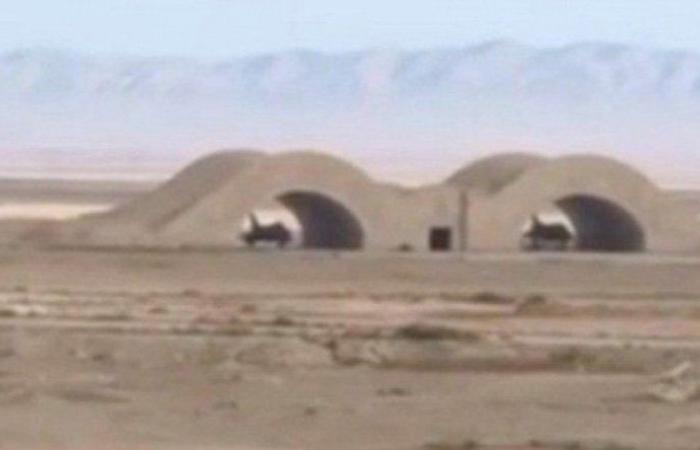 غارات إسرائيلية على مطار تيفور في حمص